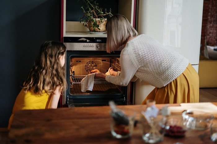 How to install an oven