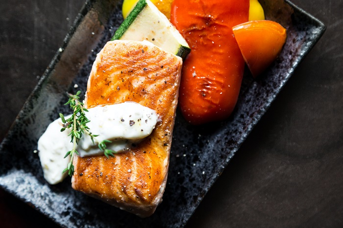 What Side Dish with Salmon