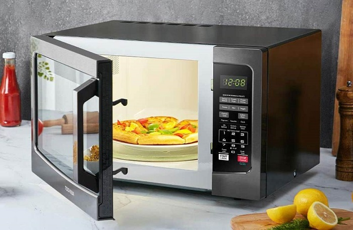 Combo Microwave Toaster Oven