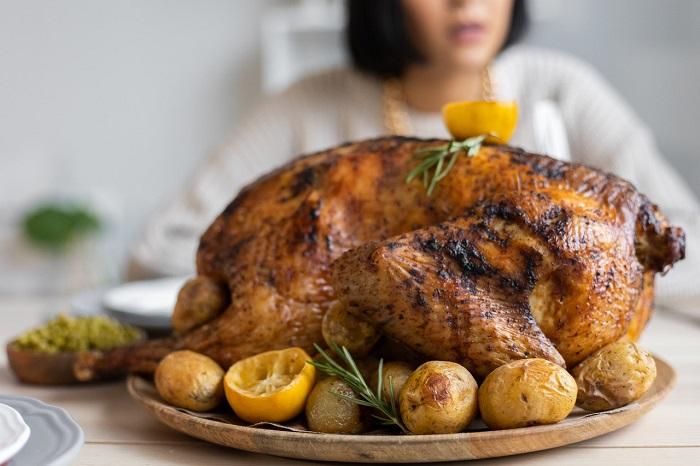 How to Smoke a Turkey on a Traeger